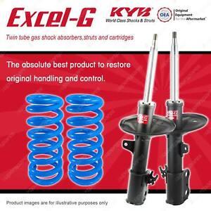 Front KYB EXCEL-G Shocks Coil for TOYOTA Avalon MCX10R Camry SXV20R MCV20R