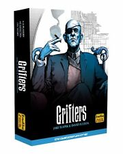 Grifters Card Game Dystopian Universe Indie Boards & Cards PSIIBCGRF1 Resistance