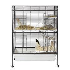 ADVENTURER CAGE FOR: RAT, FERRET, DEGUS, GERBIL AND CHINCHILLA
