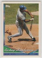 1994 Topps Baseball Toronto Blue Jays Team Set