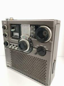 SONY Sky Sensor ICF-5900 Shortwave Multi-Band Radio Receiver USED Japan FedEx