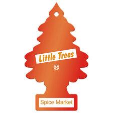 NEW 24 x Little Tree Magic Tree SPICE MARKET Car Air Fresheners Freshners