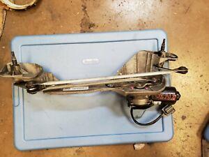 2004 2005 2006 07 2009 JAGUAR XJ8 VANDEN PLAS WINDSHIELD WIPER MOTOR 2W9317500AL
