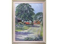 ** SALE ** Original Oil On Board, Signed & Framed, Impressionist Style