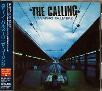 "The Calling - Camino Palmero"" JAPAN CD OBI + 1 Bonus track"
