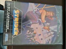 Strider Sega Megadrive