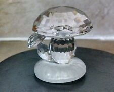 Swarovski Crystal MUSHROOM 7472 030 000 / 119206 New In Box US Seller - 11