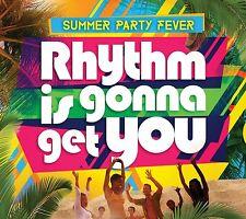 RHYTHM IS GONNA GET YOU 3-CD SEALED/NEW Elvis Presley Gloria Estefan Shaggy