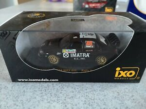 1/43 IXO Subaru Impreza WRC - Rossi - Rally New Zealand 2006