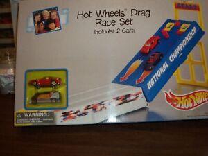 Hot Wheels Drag Race Set