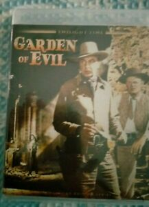 GARDEN OF EVIL  (Twilight Time - Limited Edition of 3,000)  [Blu Ray] Brand New