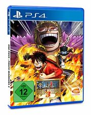 One Piece - Pirate Warriors 3 PS4 PlayStation 4 NUEVO + emb.orig