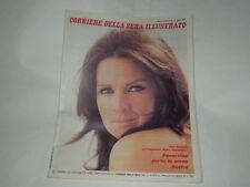 LISA GASTONI-ALL'INTERNO DELLA RIVISTA BELL'ARTICOLO DI 2 PAGINE ANNO 1981