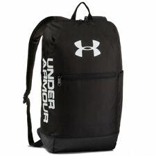 Under Armour Unisex UA Patterson Backpack Bag Black 1327792 001