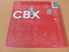 EXO-CBX - Hey Mama! (XIUMIN Ver.) CD w/Photo Booklet +Photocard + Unfold POSTER