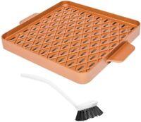 Copper Chef X- Design Barbecue Pan (12 X 12)