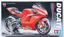 TAMIYA 1/12 Ducati Desmosedici MotoGP 2004 scale model kit w/ Cartograf #14101