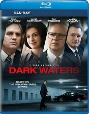 Dark Waters Blu-Ray.  Slipcover Included.