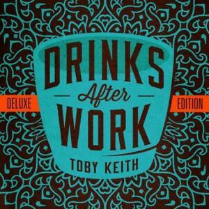 Toby Keith - Boissons Après Travail - Edition Deluxe - Endommagé Étui