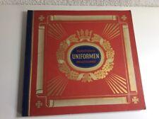 Zigaretten Sammelalbum Bilder / Uniformen / Der Alten ArmeeWaldorf Astoria