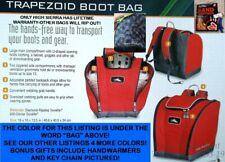 NEW Camo High Sierra S5103/538921041 Trapezoid Snowboard/Ski Boot Bag/Backpack