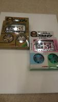 TEAC OCASSE Open Reel Cassette Tape Extra Normal Set of 2 OC-2N OC-2NA