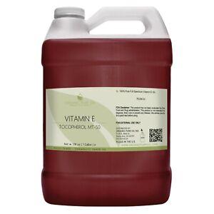 Vitamin E Oil 100% pure full spectrum 75,000 IU non-gmo undiluted bulk 1 4 8 16