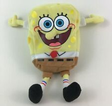 "Ty Spongebob Squarepants Classic 8"" Plush Stuffed Toy Viacom 2013"