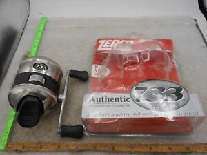 """Zebco """"The Hawg"""" 733 Spin Casting Fishing Reel IN PACKAGE"""