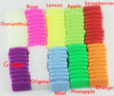 1000 Packs Orthodontic WAX For BRACES Irritation Colorful/UNSCENTED