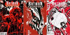 BATMAN CACOPHONY #1 2 3 Comics Set Kevin Smith Movie Adam Kubert Covers Joker