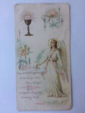 IMAGE PIEUSE ANCIENNE - HOLY CARD  SANTINI - 211