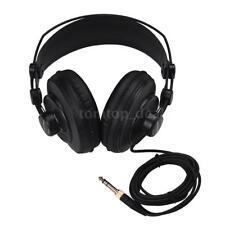 Durable SAMSON SR850 Professional Monitor Headphones Semi-Open Design Black Z2G6
