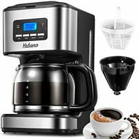 Filter Coffee Machine with Insulated Jug   1.8L   Timer Feature   Anti-Drip