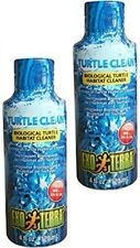 ExoTerra Turtle Clean Biological Turtle Habitat Cleaner 8fl oz Sealed
