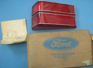 NOS 1975-1977 Ford Granada tail light lens left side