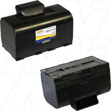 7.4v 5ah Replacement Battery Compatible With Topcon Bt-65q