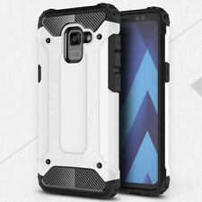 Shockproof Hybrid Dual Protection Case Cover For Samsung Galaxy A8 Plus 2018
