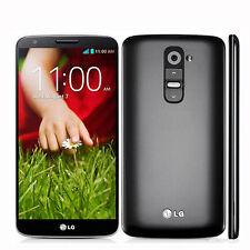 LG G2 D800 D802 - 32GB - Black (Unlocked) Smartphone WCDMA LTE NFC Free Shipping