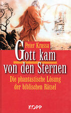 GOTT KAM VON DEN STERNEN - Peter Krassa & Erich von Däniken KOPP VERLAG - BUCH