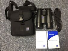 Zeiss Victory 10 x 42 T* FL Binoculars Made in Germany - Excellent Condition