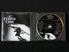 The Cotton Club. Film Soundtrack. Compact Disc. 1984. Made In Australia.