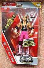 """WWE - Brett """"Hitman"""" Hart - Elite  - Action Figure - Mattel - Brand New"""