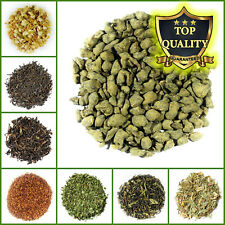 Tea 49+ Types!  - Green Tea, Red & Black Tea Loose Leaf Thick Herbal Oolong Tea