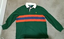 Ralph Lauren Men's RUGBY US T-shirt. 100% authentic. XL.