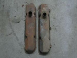 Jensen Interceptor 1x Pair of Rocker Covers