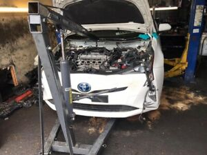 Toyota Prius 1.8 Petrol Hybrid 2ZR-FXE Engine Supply Fitted 2017 2018 2019