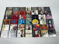 CD Sammlung Rock Alben 42 Stück - Tina Turner ACAD Nirvana Massiv Attack
