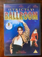 Strictly Ballroom DVD 1992 Australian Dancing Comedy Drama Movie Classic