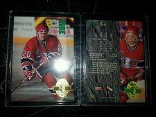 1993 Classic Four Sport Draft Picks #258 Valeri Bure, Montreal Canadiens